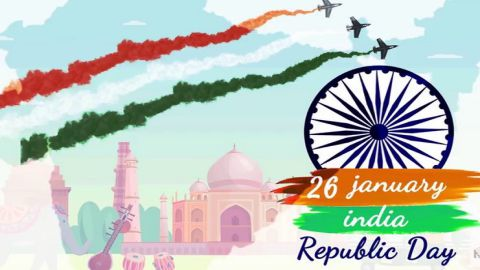 Jai Ho Republic Day Animation 15 Seconds Whatsapp Video Wish 2021