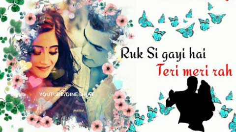 Ruk Si Gaai Hai Teri Meri Rahe Status Video Of Shivangi Joshi