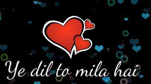 Yeh Dil To Mila Hai Whatsapp Status Video Download