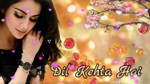 Dil Kehta Hai Love Status Video Download