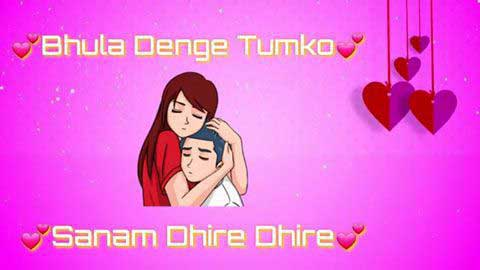 Bhula Denge Tumko Whatsapp Status Video In Hindi Songs