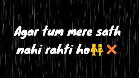 Ishq Adhura Duniya Adhuri Whatsapp Video Song Status