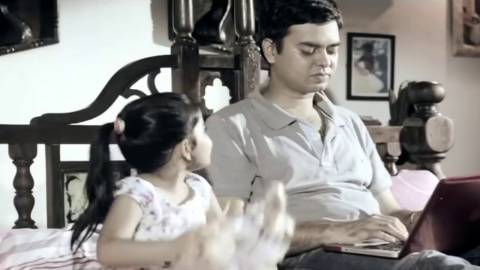Iss Dharti Per Bojh Nahi Hoti Hai Betiya Happy Fathers Day Status