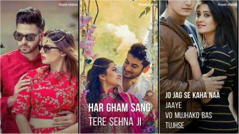 Tere Ishq Mein Jogi Hona Full Screen Status Video Download