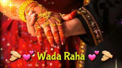 Wada Raha Pyar Se Pyar Ka Hindi Whatsapp Video