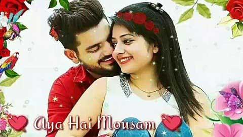 Aaya Hai Mausam Puar Ka Valentines Day Wishes Status