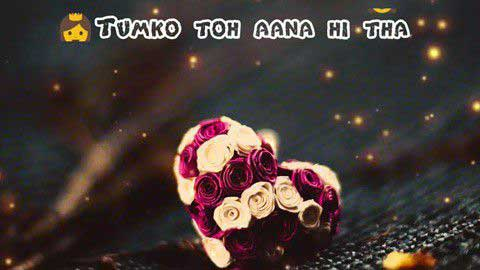 Tumko To Aana Hi Tha