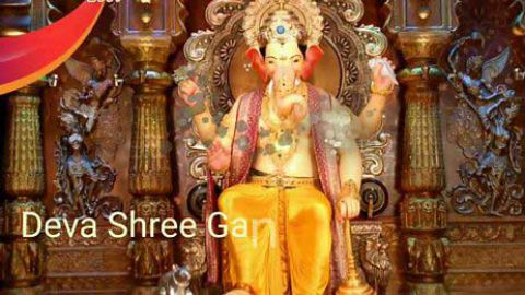 Deva Shree Ganesha God Status Video Download