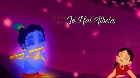 Woh Kisna Hai God Song Status Download Full Devotional Whatsapp Status
