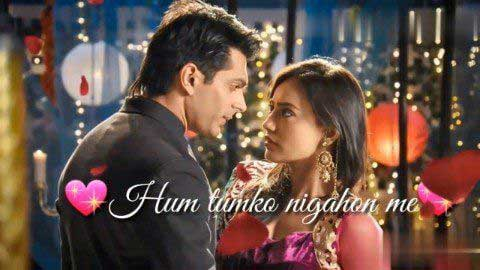 Hum Tum Ko Nigahon Mein - Status video love