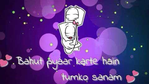 Bahut Pyar Karte Hain Sad Status Video Song
