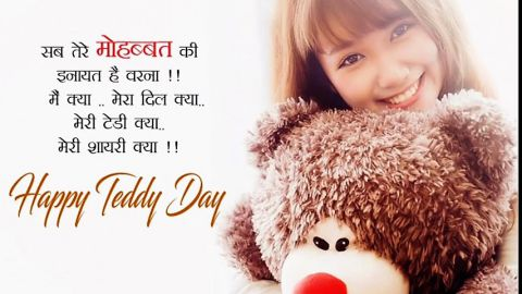 Best Teddy Day Hindi Sayings And Quotes Video Status Download