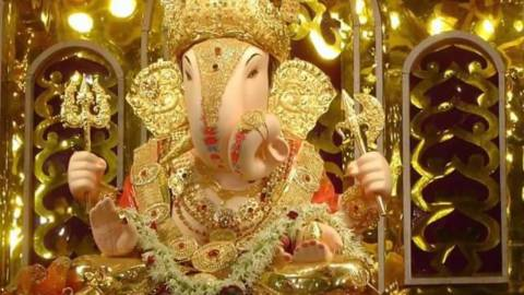Ganesh Chaturthi Aarti Status Video
