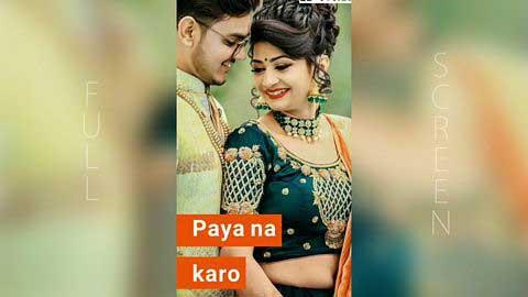 Kangan Full Screen Punjabi Video Status