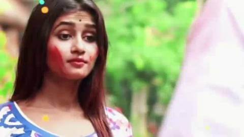 Cute Lovely Happy Holi Video Status For Lovers