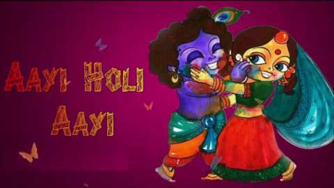Piya Tose Naina Laage Re Happy Holi Video Status