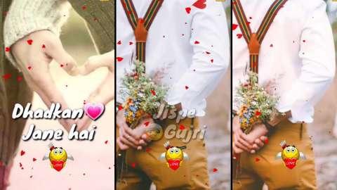Tu Mera Hai Sanam New Full Screen Whatsapp Status Video Download