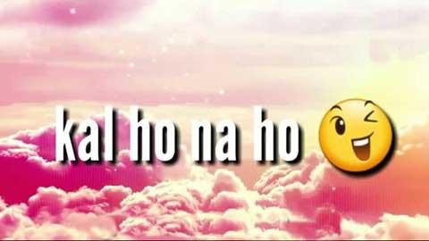 Kal Ho Naa Ho Shah Rukh Khan Sad Status