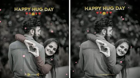 12th February Hug Day Best Love Hug Couple Status Video Song In Hindi
