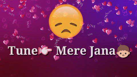 Tune Mere Jaana Kabhi Nahi Jaana