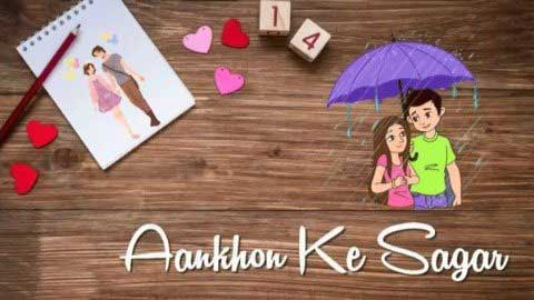 Aankhon Kay Sagar Sad Video Song Status
