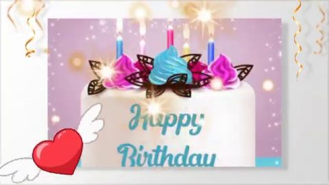 Cake And Gifts Birthday Whatsapp Status For Loved One