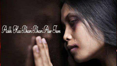 Aankh Hai Bhari Bhari Whatsapp Sad Status Video Download