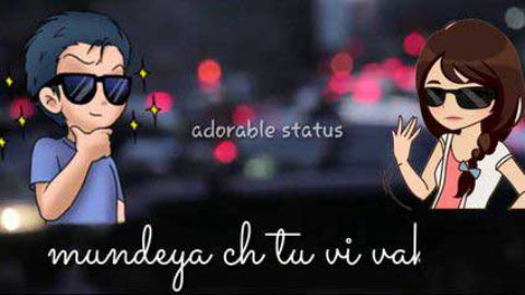 download video nakhra whatsapp status punjabi
