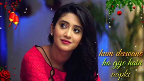 Happy Birthday Wishes To Shivangi Joshi Hum Deewane Ho Gaye Aapke