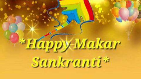 Happy Makar Sankranti Whatsapp Status