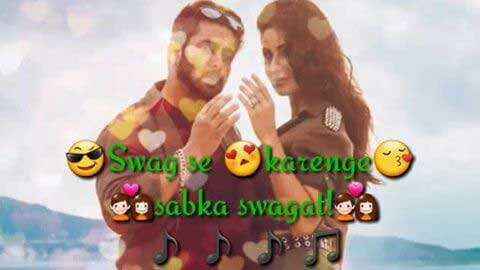 Swag Se Kare Sabka Swagat dance status video whatsapp