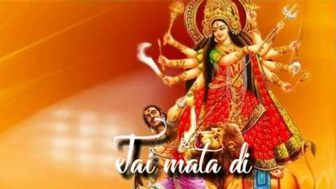 Jai Mata Di - Bin Mange Puri Ki Hai Tune Aarju - Happy Durga Pooja