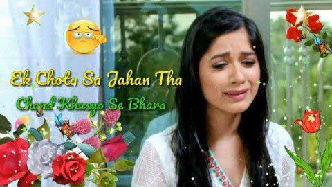Jaoon Kahan Sad Status Video