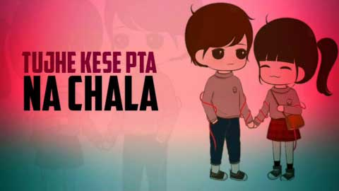 Tujhe Kaise Pata Na Chala Love Status Video