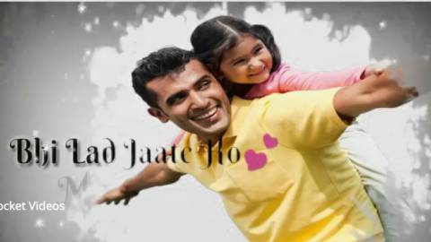Beautiful Father And Duaghter Love Status Video Song
