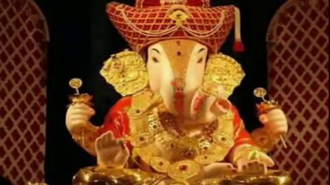 Ganeshji Padhare Hai Ganesh Chaturthi Status