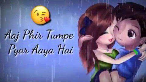 Aaj Phir Tum Pe Pyar Aaya Hai