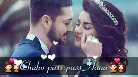 Chahu Pass Pass Aana Best Love Status Video