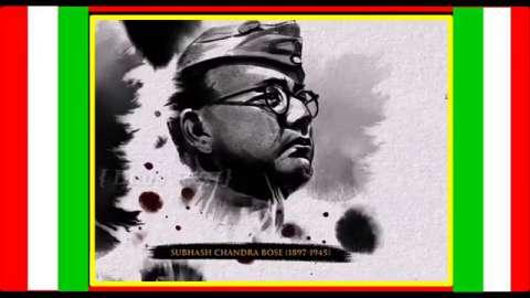 Subhash Chandra Bose Best Republic Day Wishes Status