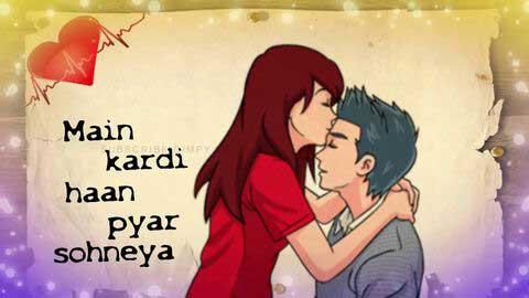 Ke Tere Baajon Koyi Vi Nahi Punjabi Love  Status