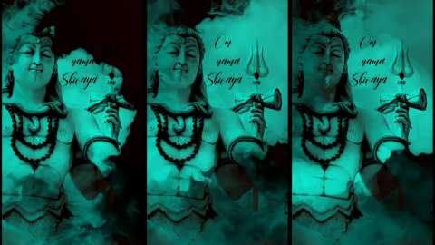 Om Namah Shivay Status Video Download