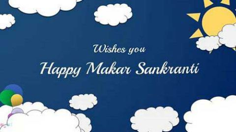 Wishing You Happy Makar Sankranti 2019