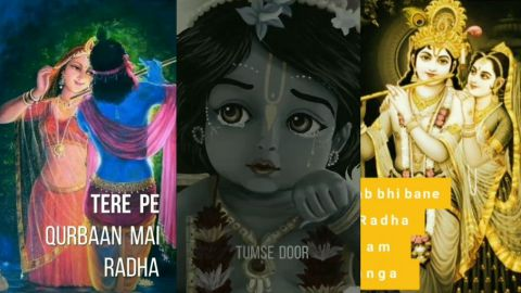 Krishna Special Janmashtami Status Video In Hindi