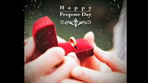 Happy Propose Ring Status Video Song For Valentines