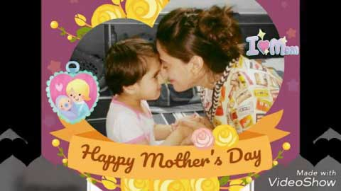Happy Mothers Day Greeting Cards Video
