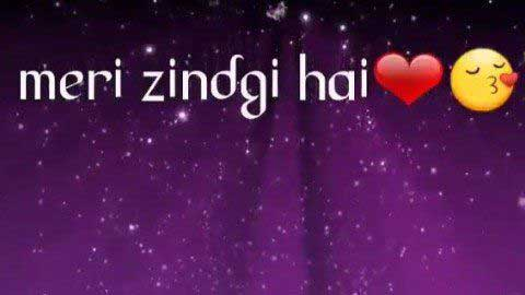 Tu Meri Zindagi Hai Sad Status Video Download