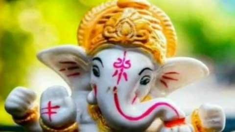 Ganesha Good Morning Full Screen Status Video