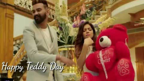 Romantic Teddy Day Status Video Download