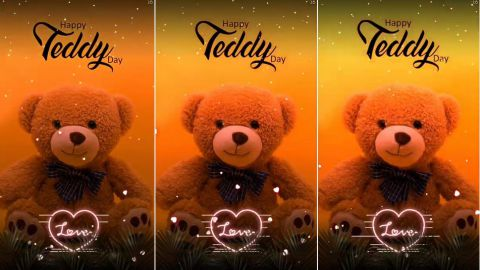 Hugs Softness And Smile Make Me Happy Always My Teddy