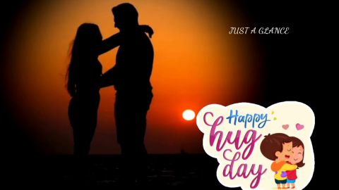 Warm Lovely Hug Day Status Video Download